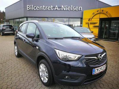 brugt Opel Crossland X 1,2 T Excite Start/Stop 110HK 5d 6g