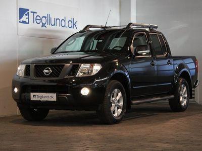 brugt Nissan Navara dCi 190 Db.Cab LE aut.