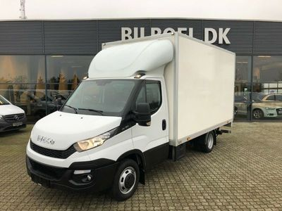 brugt Iveco Daily 3,0 35C15 Alukasse m/lift