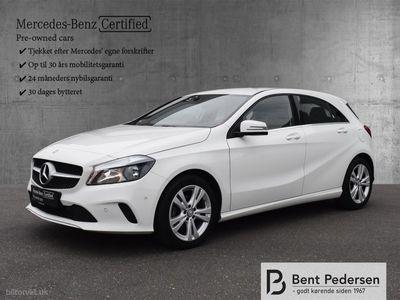 gebraucht Mercedes A180 1,5 CDI Business 109HK 5d 6g