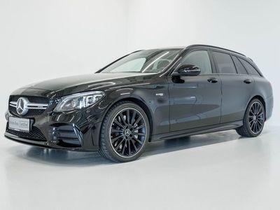 brugt Mercedes C43 AMG 3,0 AMG stc. aut. 4-M