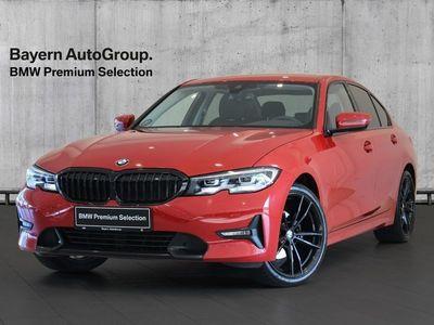 brugt BMW 320 i 2,0 Sport Line aut.