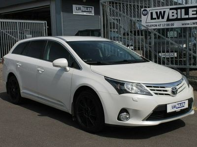 second-hand Toyota Avensis 2,0 D-4D T2 Premium stc.