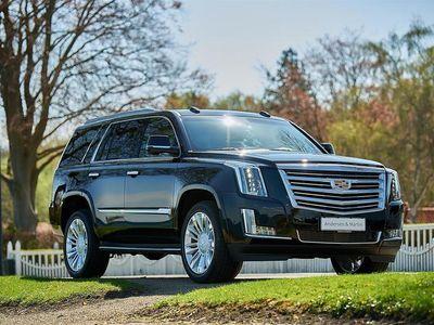 brugt Cadillac Escalade 6,2 V8 Platinum AWD 426HK 8g Aut.