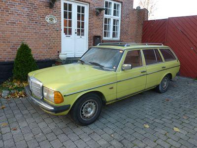 brugt Mercedes 200 200 300 (W123)