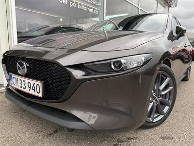 brugt Mazda 3 2,0 Skyactiv-G Sky 122HK 5d 6g Aut.
