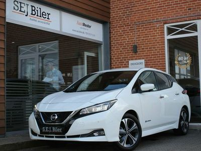 gebraucht Nissan Leaf Tekna 150HK aut 5d