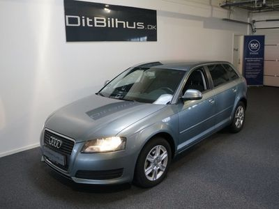 käytetty Audi A3 Sportback 1,4 TFSi Attraction