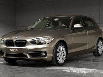 brugt BMW 118 i 1,5 Steptronic 136HK 5d 8g Aut.