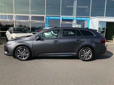 brugt Toyota Avensis 1,8 VVT-I T2 Touring Sports 147HK Stc