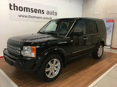 brugt Land Rover Discovery 3 2,7 D HSE aut.