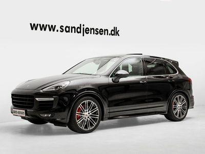 brugt Porsche Cayenne GTS 3,6 Tiptr. Van