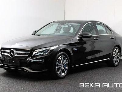 brugt Mercedes C350e 2,0 aut.