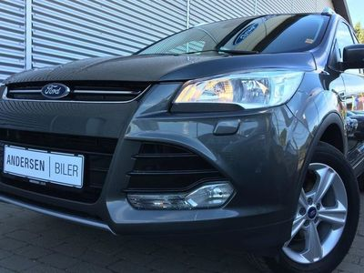 brugt Ford Kuga 1,5 EcoBoost Titanium 150HK 5d 6g