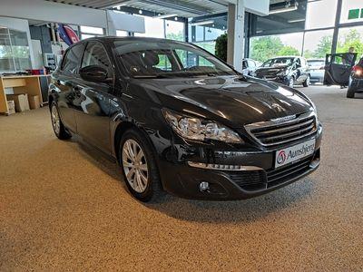 brugt Peugeot 308 1,6 BlueHDi Style sky 120HK 5d