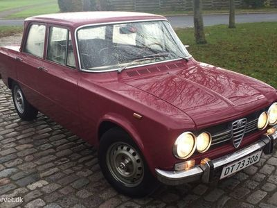 brugt Alfa Romeo Giulia 1300 1,3 ti92HK