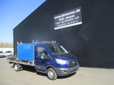 brugt Ford Transit 470 L4H1 2,0 TDCi Trend RWD 170HK Ladv./Chas. 6g 2018