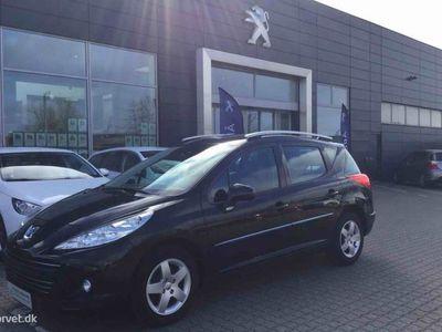 brugt Peugeot 207 1,4 Comfort Plus 95HK Stc