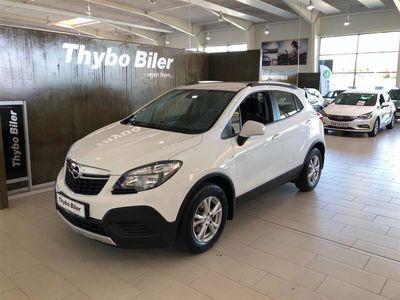 brugt Opel Mokka 1,6 Essentia 115HK 5d 6g