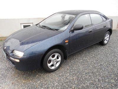 brugt Mazda 323F 1,5 i Celebre 88HK 5d