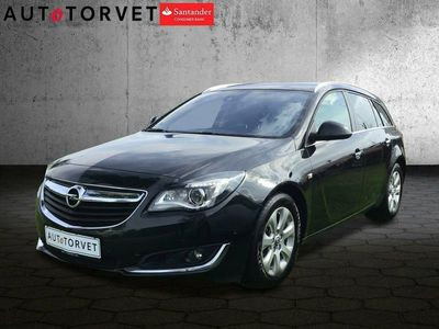 brugt Opel Insignia 1,6 CDTi 136 Business ST