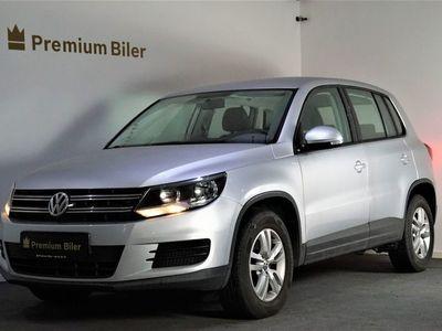 brugt VW Tiguan 2,0 TDi 140 Sport & Style BMT