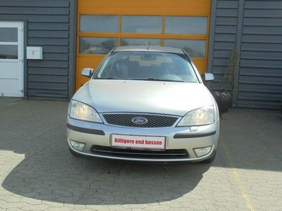brugt Ford Mondeo 1,8 Ghia