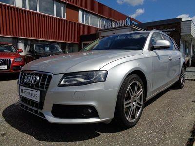 brugt Audi A4 2,0 TDi 143 S-line Avant