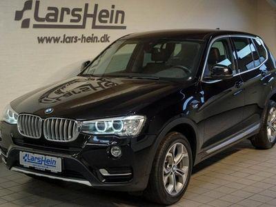 gebraucht BMW X3 2,0 sDrive18d aut. Van