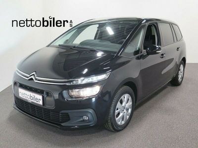 brugt Citroën Grand C4 Picasso 1,6 BlueHDi 120 Seduction