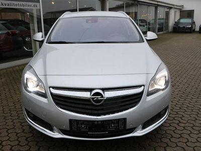 brugt Opel Insignia Sports Tourer 1,6 CDTI Cosmo 136HK Stc 6g Aut.