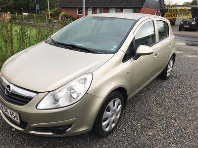 brugt Opel Corsa Fin Opel Corsa 1,3