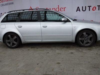 brugt Audi A4 1,9 TDI 115HK Stc