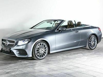 brugt Mercedes E300 0 AMG Line Cabriolet aut.