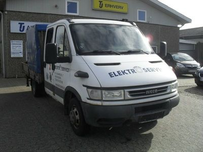 brugt Iveco Daily 3,0 35C14 3750mm Lad
