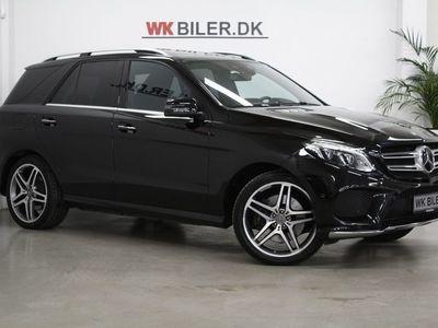 brugt Mercedes GLE350 d 3,0 AMG Line Coupé aut. 4-M Van