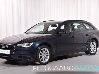 brugt Audi A4 Avant 2,0 TDI S Tronic (7) 190HK Stc