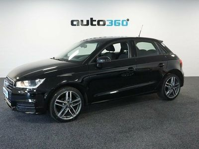 brugt Audi A1 Sportback 1,0 TFSi 95 S-tr.