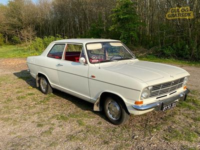 brugt Opel Kadett b