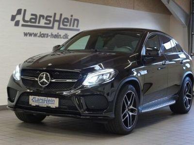 brugt Mercedes GLE43 AMG AMG Sport Coupé aut. 4-M