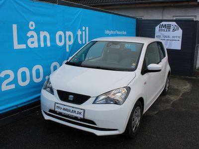 begagnad Seat Mii 1,0 60 Style eco 3d