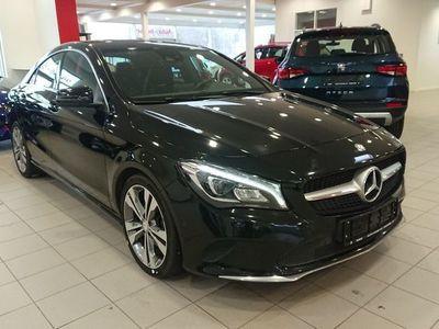 brugt Mercedes CLA200 d