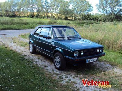 brugt VW Golf Cabriolet 1
