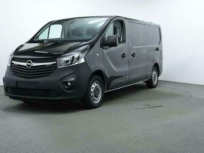 brugt Opel Vivaro L2H1 1,6 CDTI Edition Plus Start/Stop 125HK Van 6g C