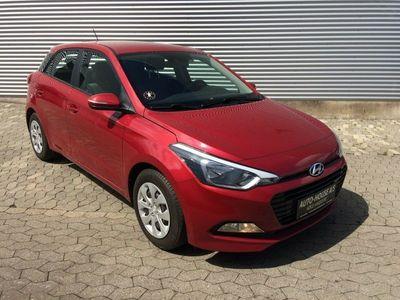 brugt Hyundai i20 1,0 T-GDi Spring