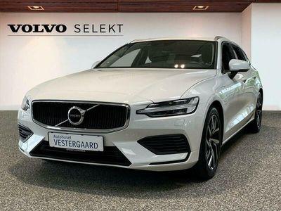 brugt Volvo V60 2,0 T6 Recharge Plugin-hybrid Inscription Expression 340HK Stc 8g Aut.