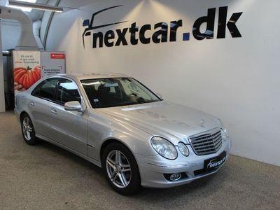 brugt Mercedes E220 2 CDi Elegance aut.