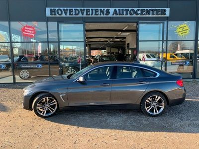second-hand BMW 420 Gran Coupé d 2,0 aut.