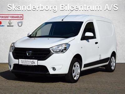 brugt Dacia Dokker 1,5 DCi Ambiance 90HK Van