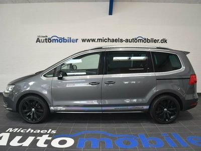 begagnad VW Sharan 2,0 TDi 177 Highline DSG BMT